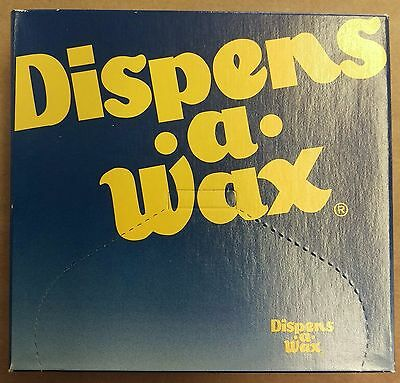 Dixie Dispens-A-Wax Deli Patty Paper - 434 Restaurant Supply Wholesale Box NEW