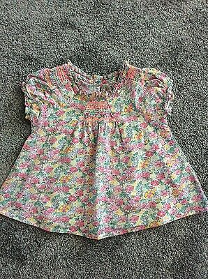 Girls Top By Next Age 12-18 Months