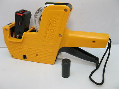 New Price Tag/Label Pricing Gun Labeller to208