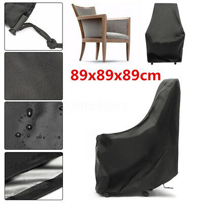 Durable Waterproof Chair Covers Outdoor Garden Seat Furniture Rain Dust Protect