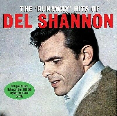 The Runaway Hits Of Del Shannon - 2 Cd Box Set