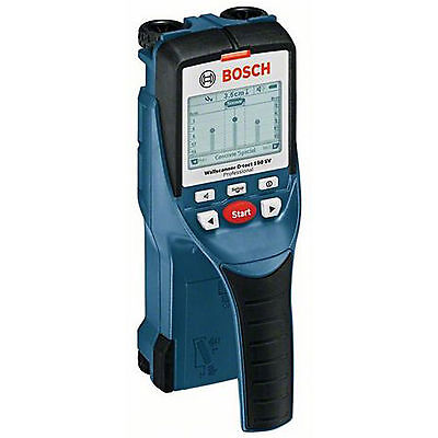 Bosch D-TECT 150 SV Digital WallScanner Metal, stud, electrical, pipes detector