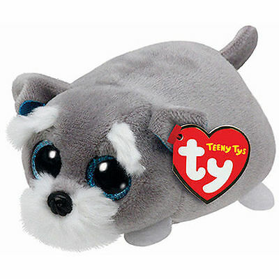 Teeny Tys Beanies   Jack     Stackable 10cm Plush