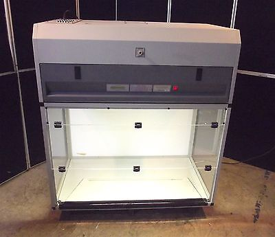 """Mystaire Ductless Fume Enclosure Model 4850~Powers Up-Works-48""""x28""""x51""""~S2890"""