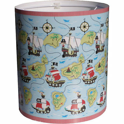 Pirate Light Shade - Treasure Quest