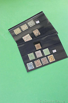FINLAND SWEDEN DENMARK Classic Stamp Collection w/ rare Reprints  Sale