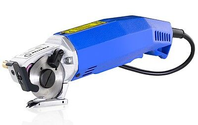 """NEW Reliable 1000FR 2"""" Round Knife Fabric Cloth Cutting Machine"""