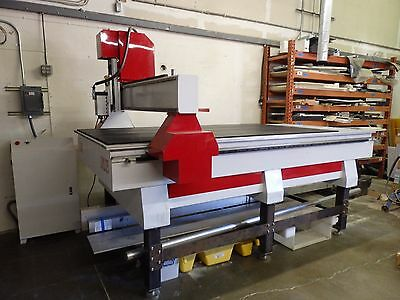 LINK CNC ROUTER LXM1325-A2 PROFESSIONAL with DSP Controller tool sensor  G6