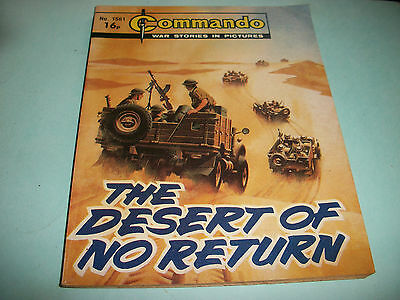 1981  Commando comic no. 1561