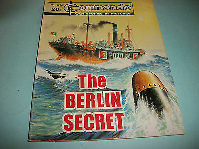 1984  Commando comic no. 1794
