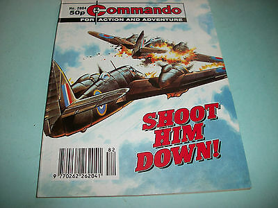 1994  Commando comic no. 2804