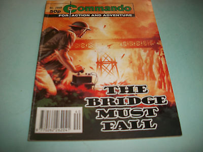1995  Commando comic no. 2858