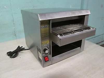 """holman Ez10"" Hd Commercial S.s. (Nsf) 120V 1Ph Electric Conveyor Toaster Oven"