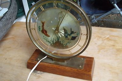 Mantel  Clock Fish Clock Smiths