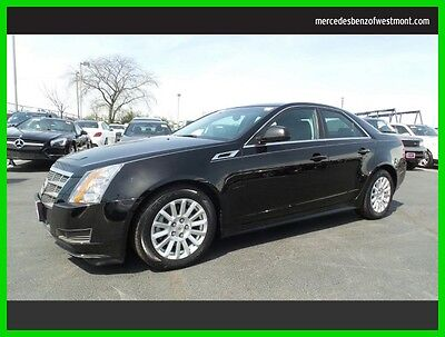 2011 Cadillac CTS Base Sedan 4-Door 2011 Used 3L V6 24V Automatic All Wheel Drive Sedan Bose OnStar