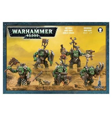 Warhammer 40K Bits - Ork Nobz - All parts available