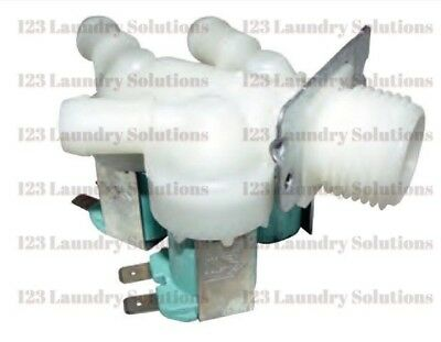 D- Washer Water Valve 3way 110V 3.5L/M for UNIMAC F381728
