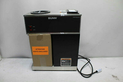 Bunn 33200.0000 VPR 12 Cup Pourover Coffee Brewer with 2 Warmers