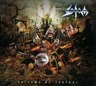 Sodom - Epitome Of Torture [Limited Edition] [Digipak] Used - Very Good Cd
