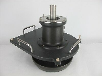 Applied Material AMAT 0020-38684-P6 Throttle Valve / Spindle Bearing Assembly