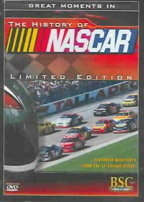 The History Of Nascar - Limited Edition New Dvd
