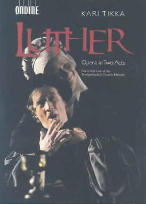 Luther: An Opera In Two Acts New Dvd