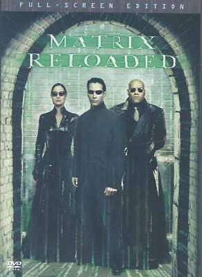 The Matrix Reloaded New Dvd