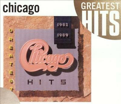 Chicago - Greatest Hits 1982-1989 New Cd