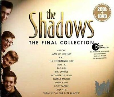 The Shadows - Final Collection New Cd