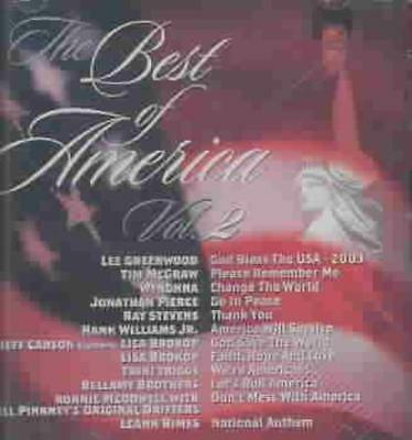 Various Artists - Best Of America, Vol. 2 New Cd