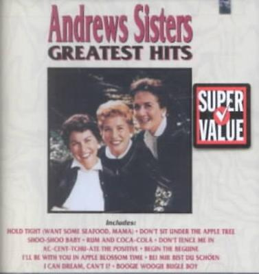 The Andrews Sisters - Greatest Hits [Curb] New Cd