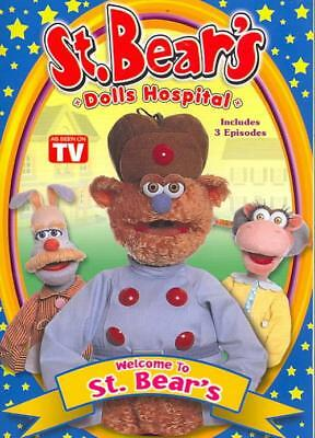 St. Bear's Dolls Hospital - Welcome To St. Bear's New Dvd