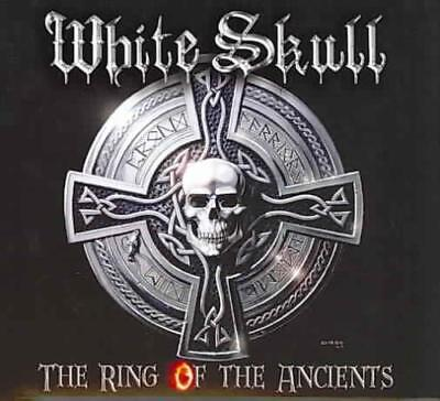 White Skull - Ring Of The Ancients New Cd