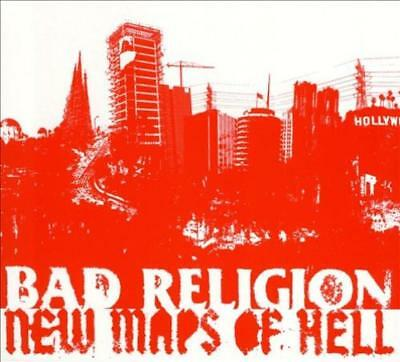 Bad Religion - New Maps Of Hell [Cd/Dvd] New Cd