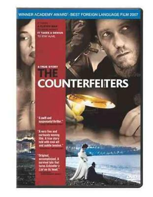 The Counterfeiters New Dvd