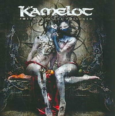 Kamelot (U.s.) - Poetry For The Poisoned New Cd