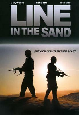 Line In The Sand New Dvd