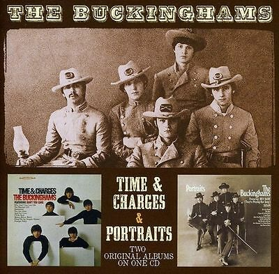 The Buckinghams - Time & Changes/portraits New Cd