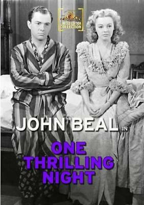 One Thrilling Night New Dvd
