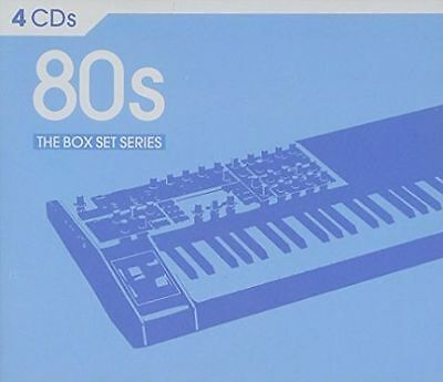 Various Artists - 80's: The Box Set Series New Cd