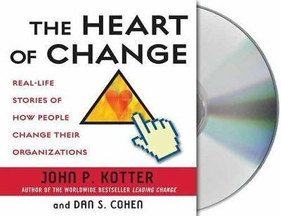 The Heart of Change, Motivation & Self-Improvement, Communications, John Kotter,