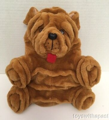"Black & Decker SURGE Shar Pei Advertising Reversible 10"" Plush XPress Iron"