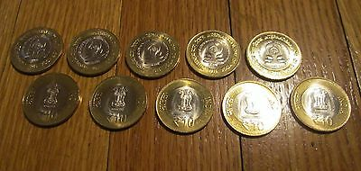 10 coin India International day of YOGA BI Metallic ship from Chicago