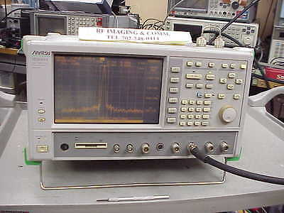 Anritsu MS8604A Digital Mobile spectrum analyzer 100khz to 8.5ghz