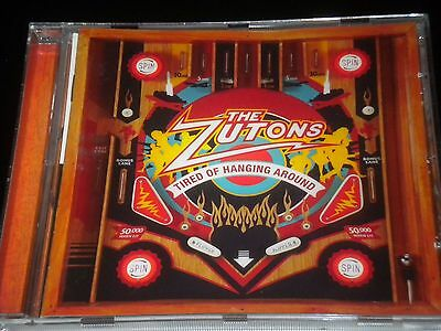 The Zutons - Tired Of Hanging Around - CD Album - 2006 - 11 Great Tracks