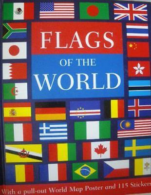 Flags of The World, Goldstack , Gaby   Hardcover Book   Good   9781405459181