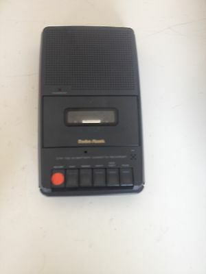 portable Cassette Tape Player Recorder