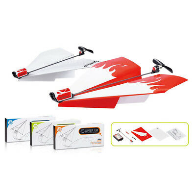 Exquiiste Electric Paper Plane Up Flying Conversion Kit Educational Toy For Kids