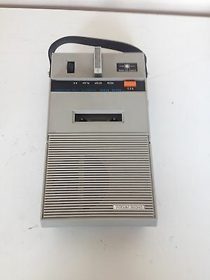 vintage Binatone  IMPERIAL portable  Cassette Tape Player Recorder MADE IN JAPAN