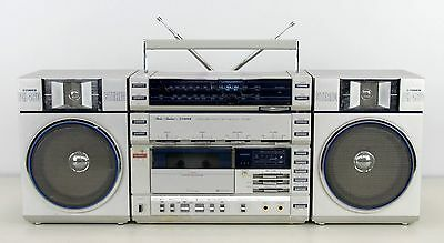 FISHER PH 460 STEREO HIGH FIDELITY SYSTEM AC/DC  Boombox Ghettoblaster